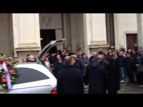 I funerali di Antonino Cutrì