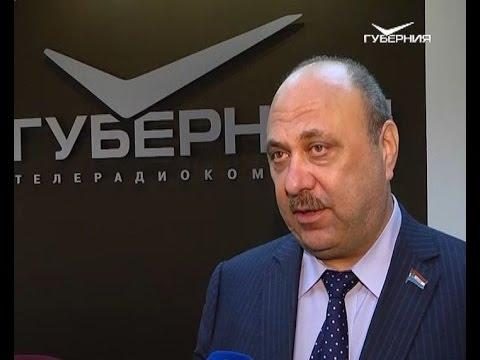 """Телерадиокомпания """"ГУБЕРНИЯ"""" провела экскурсию для депутатов губдумы"""