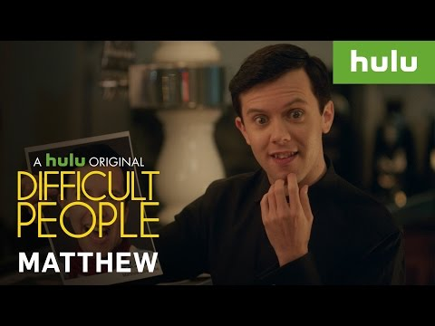 Difficult People Season 2 Promo 'Matthew is Difficult'