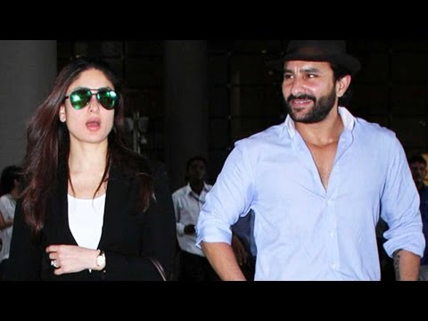 Kareena Kapoor Khan And Saif Ali Khan To Be Proud
