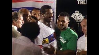Mike Tyson - Spinks NEVER SEEN POST FIGHT INTERVIEWS