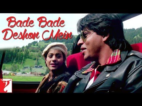 Bade Bade Deshon Mein - Dialogue | Shah Rukh Khan | Kajol
