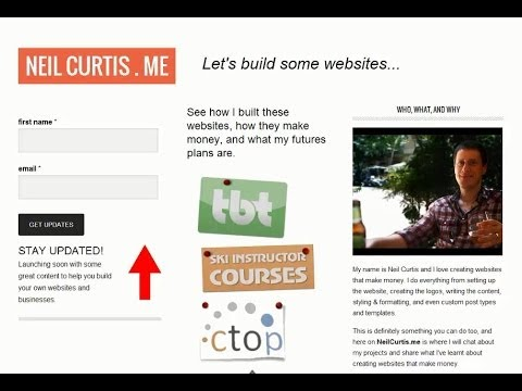 How to Build a Complete Website from Start to Finish | WordPress 2014 Tutorial.