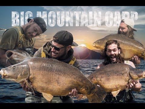 BIG MOUNTAIN CARP - Samir and Laurian in France (видео)