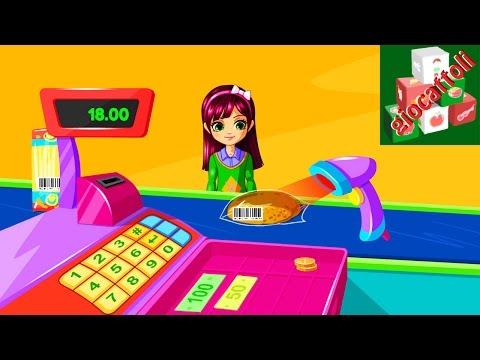 SUPERMERCATO GIOCO PER BAMBINI #3 – Gioca con me – Giochi per bambini – Mega compere!
