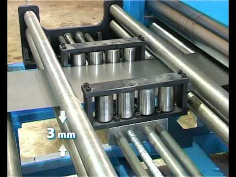 Mašina za peglanje limova