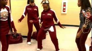 """Video Tucker JV Cheerleaders Turning Up """"Drop That NaeNa MP3, 3GP, MP4, WEBM, AVI, FLV November 2018"""