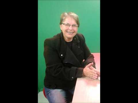 Márcia Pontes - Rádio Clube - Entrevista aspectos do trânsito em Blumenau
