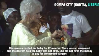 God Raises A Dead Baby