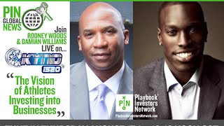 PIN GLOBAL NEWS - The Vision of Athletes Investing into Businesses