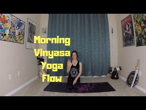 Morning Vinyasa Yoga Flow