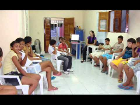 Grupo de adolescentes CRAS Tenente Ananias 2011