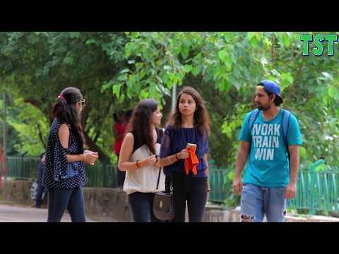 Mocking Girls (Muh Chidana) Prank - TST
