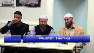 Tribunë islame Bern - Mustaf Tërniqi dhe Kujtim Demiri