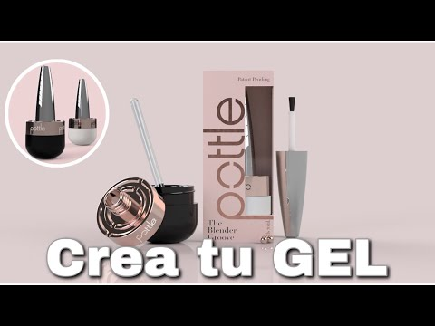 "Videos de uñas - Crea tu propio ""Gelish"" con POTTLE"