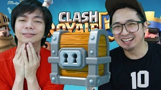 Video Buka Giant Chest Bersama Edho Zell - Clash Royale Part 6 MP3, 3GP, MP4, WEBM, AVI, FLV September 2018