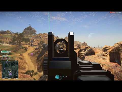 Zap zap - INSANE hailmary rocket headshot in PlanetSide 2