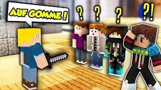 Ich bin diesmal Spieler | Dompra (Gomme) Sagt | Minecraft Minigame