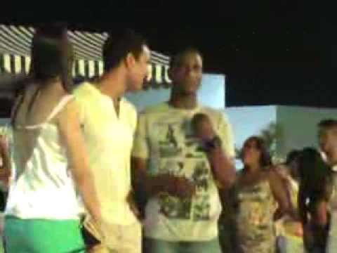 Bastidores  do Réveillon em Pingo D'água - 2013 / 2014