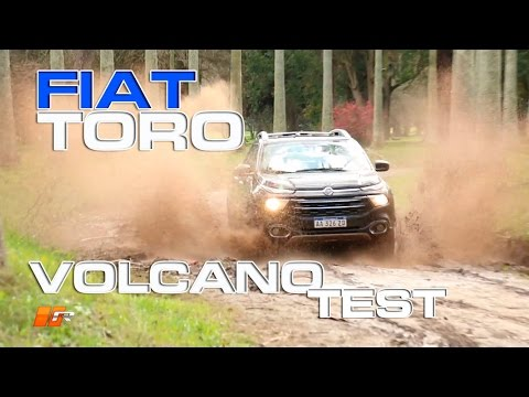 Fiat Toro Volcano 4X4 AT9