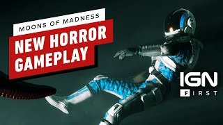 Moons of Madness Gameplay: Escape the Thing in the Mist – IGN First by IGN