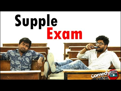 Video Supple Exam || Laughing Time || comedy videos download in MP3, 3GP, MP4, WEBM, AVI, FLV January 2017