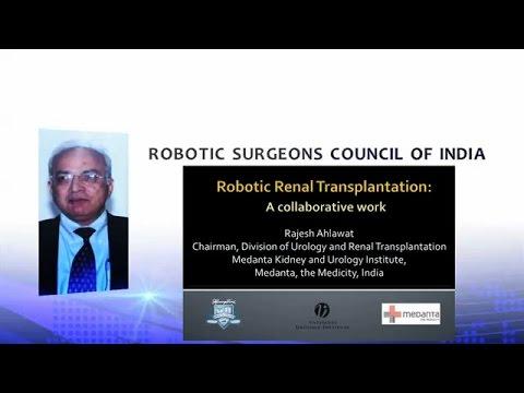 Robotic Renal Transplantation- A Collaborative Work