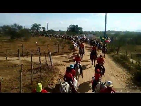 2º Vídeo edição 2004 da Cavalgada do CANDEAL de Santanópolis - Ba