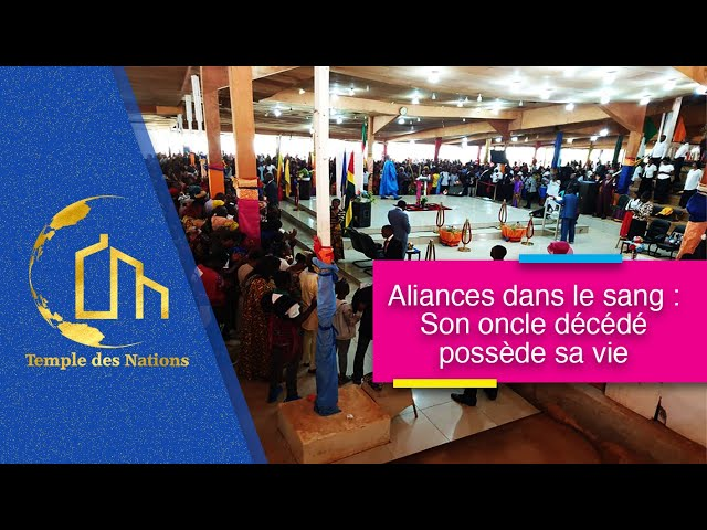 ALLIANCES DANS LE SANG:SON ONCLE DECEDE POSSEDE SA VIE