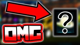 *OMG REACTION* RARE IN GAME DROP MID VID!! ( Rocket League Items )