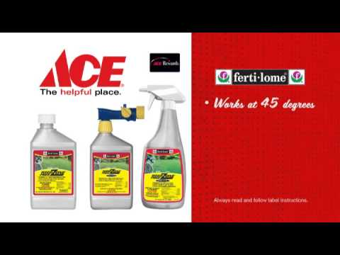 Pleasant Hardware - Ace Hardware: Fertilome Promo: Allreds Ace in Pleasant Grove and Highland.