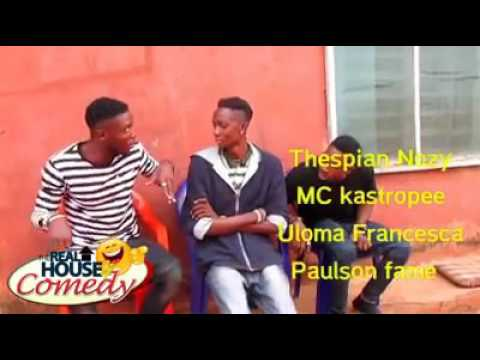 Unexpected (Real House Of Comedy) (Nigerian Comedy)