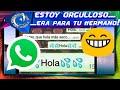 19 Graciosas Conversaciones de WhatsApp - YouTube