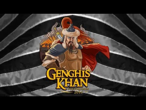 Genghis Khan 2016 - P$M (ft. Ewezy)