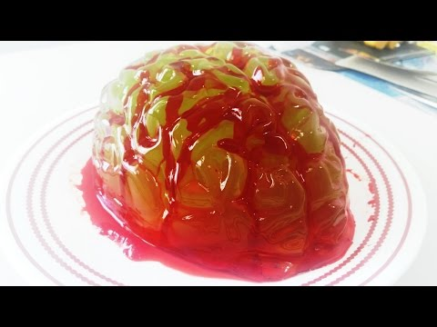Video Brain Jelly Gummy Mold diy How To Recipe kitchen Halloween download in MP3, 3GP, MP4, WEBM, AVI, FLV January 2017
