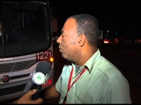 Mais um assalto a ônibus em Maceió