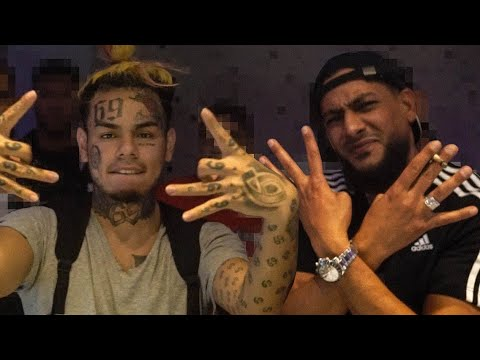 GRiNGO X 6IX9INE - GIGI (ZKITTLEZ) (PROD.GOLDFINGER) [Official Music Video]