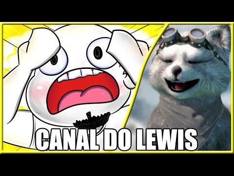 #REACT - NÃO ACREDITO QUE ESQUECI ISSO!! (Canal do Lewis)