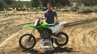 7. 2014 Kawasaki KX100 Tech Video