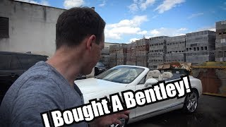 Here is why a cheap Bentley isn't the right play by Super Speeders