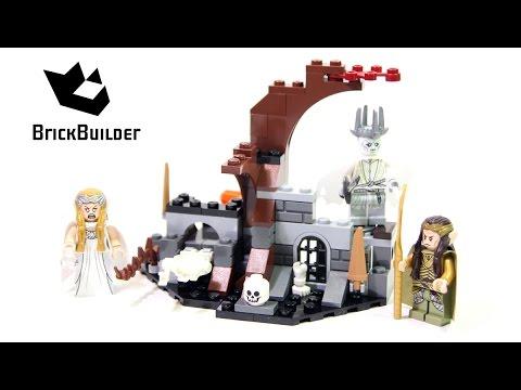 Vidéo LEGO Le Hobbit 79015 : La bataille du Roi Sorcier