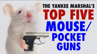 Nonton TOP FIVE Mouse/Pocket Guns Film Subtitle Indonesia Streaming Movie Download