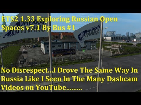 Russian Open Spaces v7.1 1.33