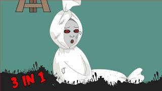 Download Video Horor Lucu 3 in 1 - Kompilasi 7 Episode - Bagian 7 - Horor Lucu Official MP3 3GP MP4
