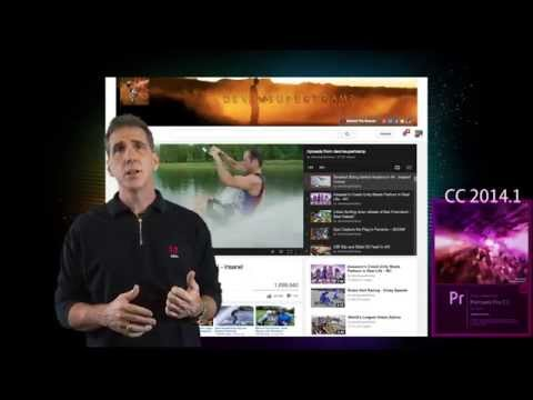 dhelmly - In this video , I'll give you a quick tour of Adobe Premiere Pro CC 2014.1(new for Fall of 2014) and the new GoPro CineForm codec as well as quick overview o...