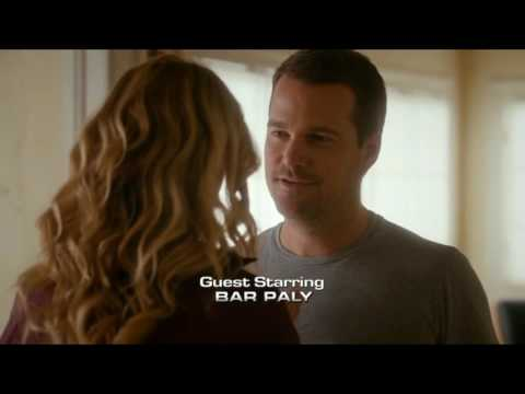 NCIS LA S08E14 Callen and Anna   Things Heating Up