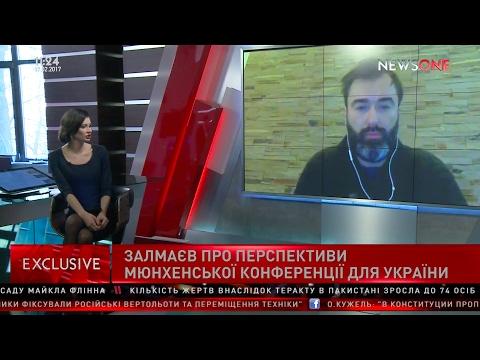 Питер Залмаев (ZALMAYEV) Порошенко должен очаровать Трампа чтобы наладить отношения Украины и США