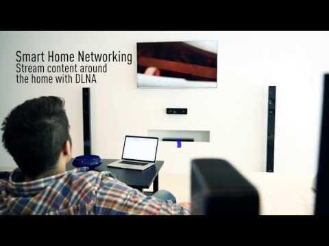 Panasonic DMP-BDT130 - FULL HD 3D Smart Blu-ray Player