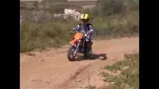 8. KTM 50 SX Mini
