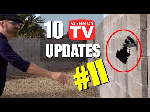 10 As Seen on TV Product Review Updates, Part 11